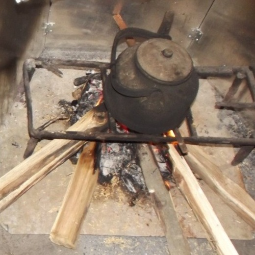 North Vietnam Traditional Stove