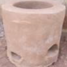 Shielded Fire Stove with Bypass Air Inlet (One-Pot)