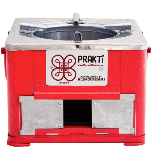 Prakti Single Burner Charcoal Stove