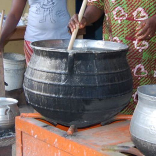 ANOMENA Improved LPG Cookstove
