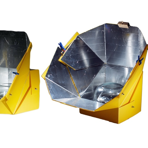 All Season Solar Cooker