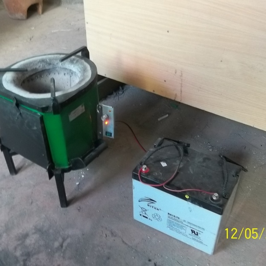 SCODE SP-FL micro gasifier portable