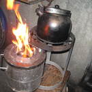 Super Jumbo Multi Biomass Cooking Stove