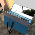 Inclined Box Type Solar Cooker