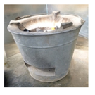 South Vietnam High Efficiency Stove - Wood