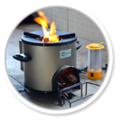 Greenway Jumbo stove Model-JS1