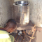 Insulating Pottery Rocket Stove