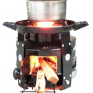 Graminheet Natural Draft Biomass Cook Stove
